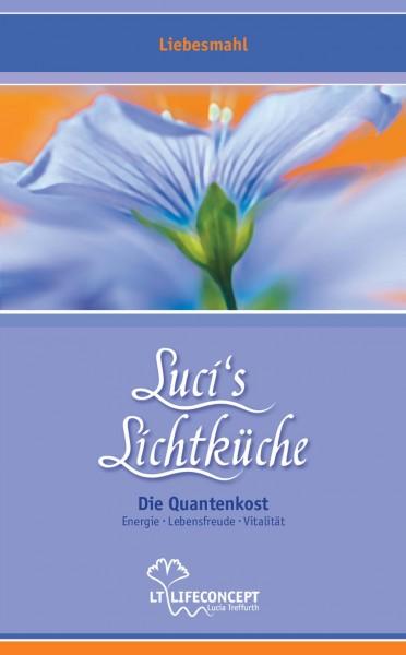 Kochskript Luci's Lichtküche, 104 Seiten, gebunden mit Karton